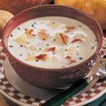 Parmesan Potato Soup