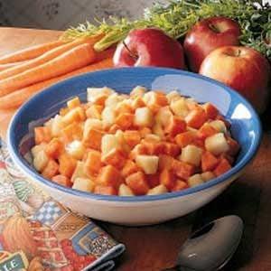 Carrot-Apple Side Dish