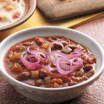 Homemade Vegetarian Chili