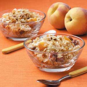 Breakfast Rice Pudding