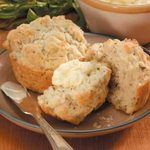 Italian Herb Muffins
