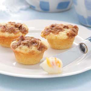 Miniature Orange Muffins