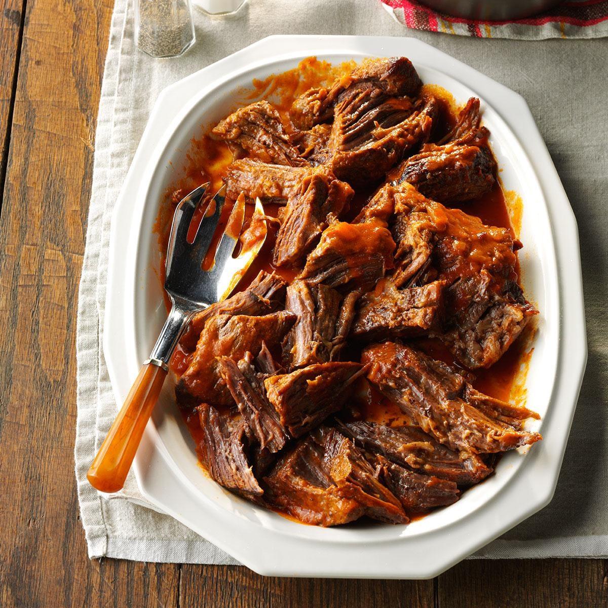 Sunday: Bavarian Pot Roast