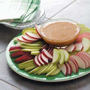 Quick Caramel Apple Dip