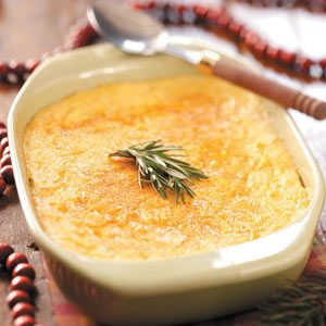 Microwave Corn Pudding