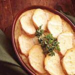 Cheesy Onion Casserole