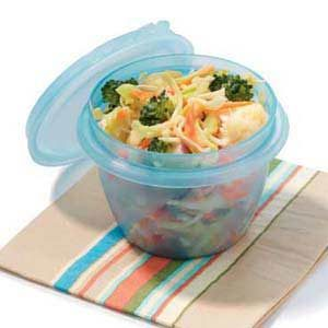 Broccoli Cauliflower Coleslaw