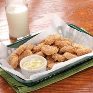 Faux Chicken Nuggets