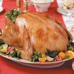 Citrus-Scented Brined Turkey