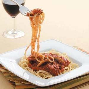 Vegetarian Spaghetti Sauce