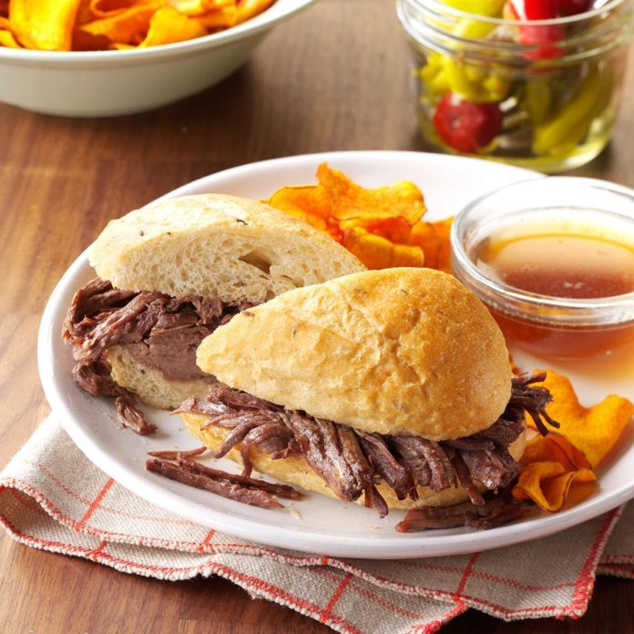 Inspired by: Classic French Dip