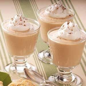 Coffee Whip Dessert