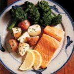 Hot Kippered Salmon