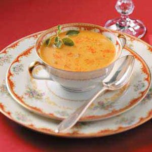 Curry Spiced Squash Soup