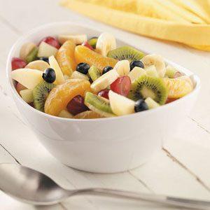 Easy Summer Fruit Salad