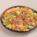 Asian Pork Tenderloin Salad