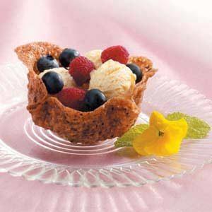 Cookie Fruit Baskets