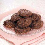 Triple-Chocolate Brownie Cookies