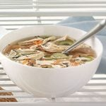 Cider Turkey Soup
