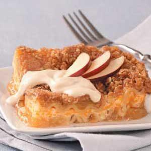 Apple Lasagna
