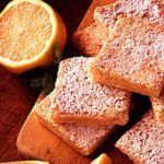 Lemon Filbert Tea Bars
