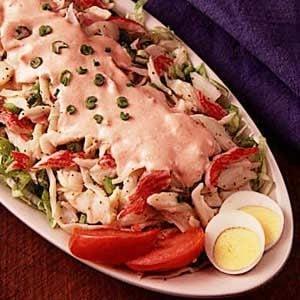 Crab Salad Supreme