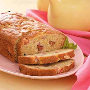 Orange-Rhubarb Breakfast Bread