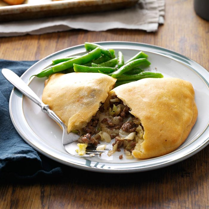 Midwestern Runza Pies
