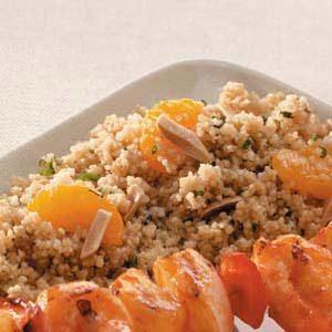 Orange Couscous