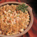 Bayou Country Seafood Casserole
