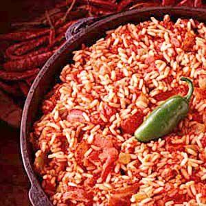 Spanish Rice Dish
