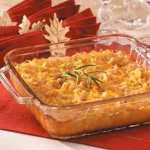 Carrot Potato Casserole