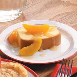Peach Bliss Dessert