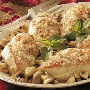 Romano Chicken Supreme