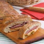 Meat & Cheese Stromboli