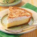 Vanilla Custard Pie