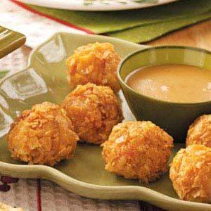 Crunchy Potato Mounds