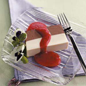 Tuxedo Cream Dessert