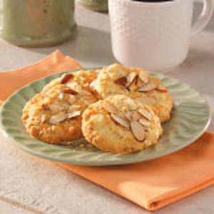 Lemon Oatmeal Cookies