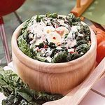 Dutch Spinach Salad
