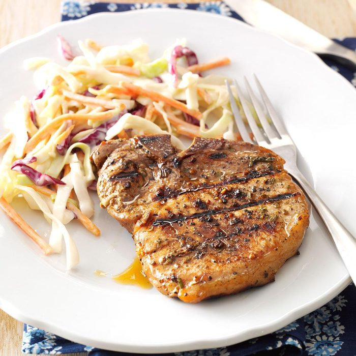Hearty Pork Chops