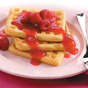 Easy Raspberry Sauce