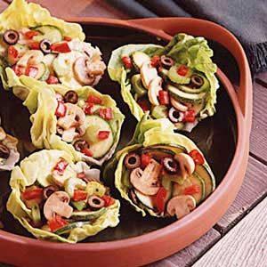 Zucchini Harvest Salad