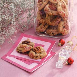 Chewy Fruit Cookies
