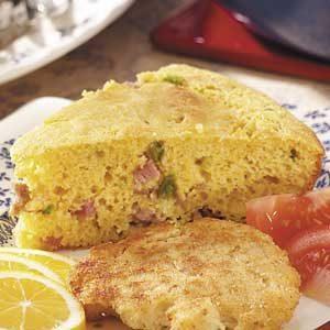 Hambalaya Corn Bread