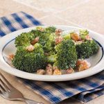 Broccoli Walnut Salad