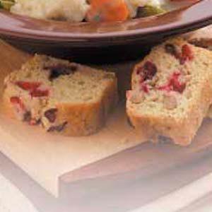 Tart Cranberry Orange Bread