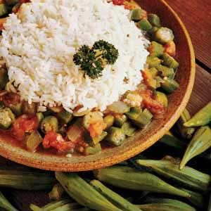 Southern Okra Recipe How To Make It Taste Of Home