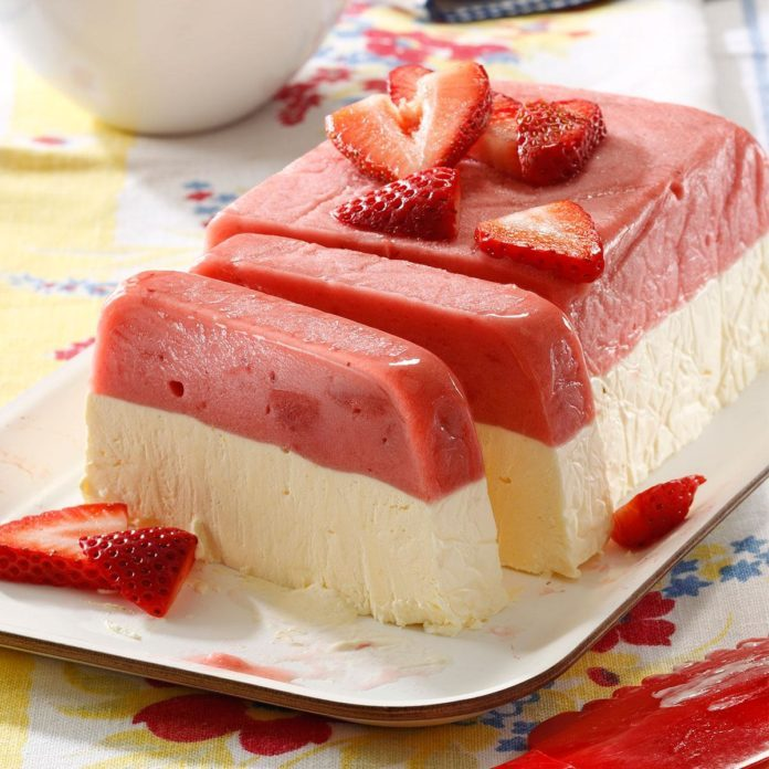 Strawberry Sorbet Sensation