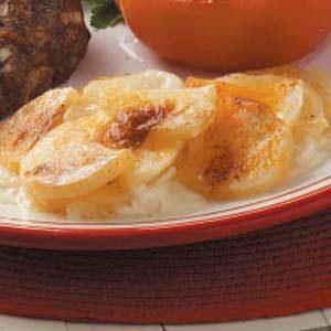 Favorite Scalloped Potatoes
